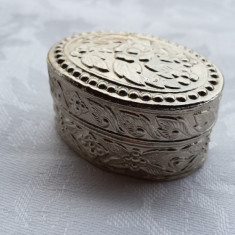 Cutie arome sau bijuterii mici Veche executata manual in detalii frumoase