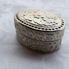 Cutie arome sau bijuterii mici Veche executata manual in detalii frumoase - Cutie Bijuterii