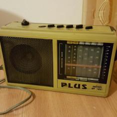 RADIO PLUS RP1601, TEHNOTON . - Aparat radio