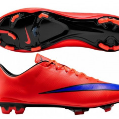 Ghete Fotbal Nike Mercurial Veloce 2 FG-Ghete Fotbal, Marime: 41, Culoare: Din imagine, Barbati, Iarba: 1