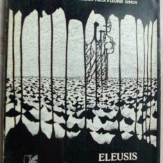 FLORIN PUCA / LEONID DIMOV - ELEUSIS (editia princeps, 1970) - Carte poezie