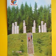 HOPCT  16952  MOISEI-MONUMENTUL MARTIRILOR   -JUD MARAMURES - [NECIRCULATA]