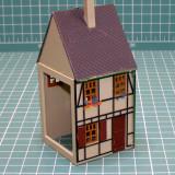 Casa pentru alipit / inlantuit scara HO(5344)