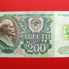 TRANSNISTRIA - 200 Ruble 1992 - bancnota europa