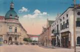 DEJ , STRADA  AVRAM IANCU , MAGAZINE, Necirculata, Printata