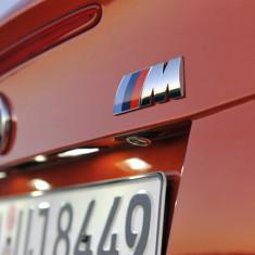 NOU! Emblema M Tech portbagaj Bmw . Power tunning paket auto sport - Embleme auto