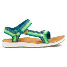 Sandale pentru dame Teva Original Universal Ombre Deep Teal (TVA-1010323-DPTL) - Sandale dama Teva, Culoare: Albastru, Marime: 36, 40