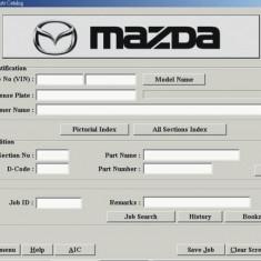 MAZDA EPC - Manual auto