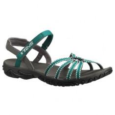 Sandale pentru femei Teva Kayenta Dream Weave Teal (TVA-1004888-TEA) - Sandale dama Teva, Culoare: Turcoaz, Marime: 40