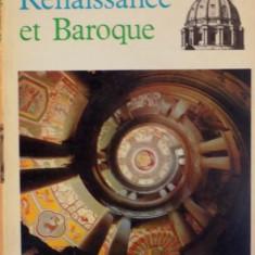 RENAISSANCE ET BAROQUE par H. WOLFFLIN 1961 - Carte Arhitectura