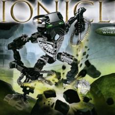 LEGO Bionicle 8738 Toa Hordika Whenua