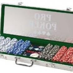 Joc de poker cu 500 jetoane, Propoker - Set poker