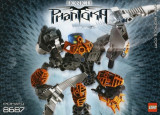 LEGO Bionicle 8687 Toa Pohatu
