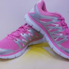 Adidas original Karrimor livrare gratuita - Adidasi dama Karrimor, Culoare: Roz, Marime: 38, 38.5, Textil