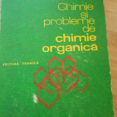 P. ARSENE--CHIMIE SI PROBLEME DE CHIMIE ORGANICA - Carte Chimie