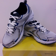 Adidas Karrimor Pace original - Adidasi dama Karrimor, Culoare: Bleumarin, Marime: 37, 38.5, Textil