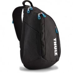 THULE Rucsac Thule Crossover Sling Pack pentru 13 MacBook Pro, Black TCSP313K - Geanta laptop THULE, Nailon, Negru