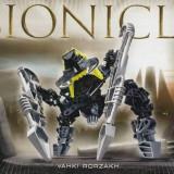 LEGO Bionicle 8618 Rorzakh