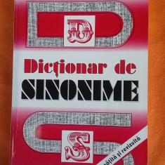 DICTIONAR DE SINONIME - BULGAR, APROAPE NOU . - Dictionar sinonime