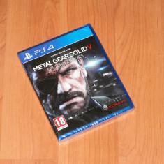 Joc PS4 - Metal Gear Solid V : Ground Zeroes, nou, sigilat - Jocuri PS4, Shooting, 18+