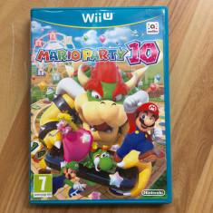 Joc Mario Party 10 Wii U-stare foarte buna - Jocuri WII U, Arcade, Toate varstele