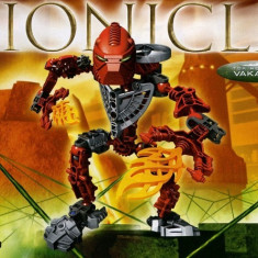 LEGO Bionicle 8736 Toa Hordika Vakama