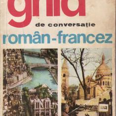 Sorina Bercescu - Ghid de conversatie roman-francez - 35426
