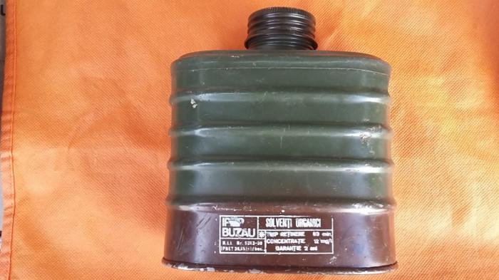 FILTRU MASCA DE GAZE PENTRU SOLVENTI ORGANICI .NEFOLOSIT - 1 BUC