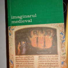 IMAGINARUL MEDIEVAL AN 1991/461PAGINI= JACQUES LE GOFF - Filosofie