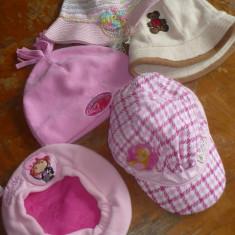 Lot caciulite 3-4 anisori - OKAZIE - Caciula Copii, Culoare: Multicolor, Marime: 52