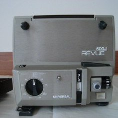 aparat proiectie film REVUE 500J universal
