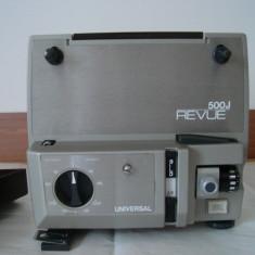Aparat proiectie film REVUE 500J universal - Accesoriu Proiectie Aparate Foto