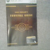 Manual - Fallout 3 - XBOX 360  ( GameLand )