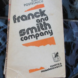 Franck and Smith company - Ioana Postelnicu - Roman