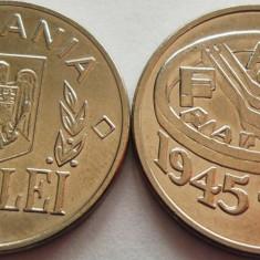 Moneda FAO 10 Lei - ROMANIA, anul 1995 **UNC tiraj redus - Moneda Romania