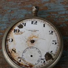 Ceas vechi de buzunar Ancre, piese sau reparat