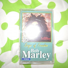 Caseta audio BOB MARLEY - SONGS OF FREEDOM - Muzica Reggae, Casete audio