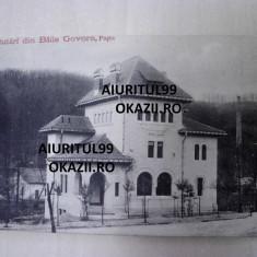 SALUTARI DIN BAILEGOVORA, POSTA / carte postala, cca 1915-1920 - Carte Postala Dobrogea pana la 1904, Circulata, Fotografie