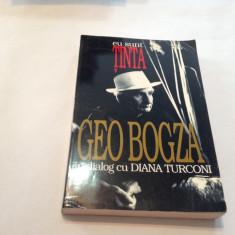 Eu Sunt Tinta. Geo Bogza In Dialog Cu Diana Turconi - Geo Bogza,RF6/3,R20