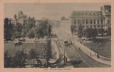 BUCURESTI  CALEA RAHOVEI  MILITARA  STAMPILE MILITARE  CIRCULATA  1918 FELDPOST