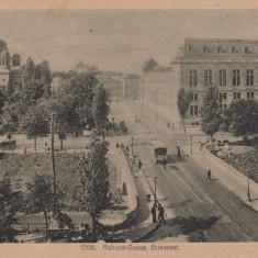 BUCURESTI, CALEA RAHOVEI, MILITARA, STAMPILE MILITARE, CIRCULATA MAI*918 - Carte Postala Muntenia dupa 1918, Printata