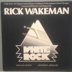 RICK WAKEMAN(ex YES)- WHITE ROCK(1976/A & M REC/RFG)- Vinil/Vinyl/ROCK/Impecabil - Muzica Rock ariola