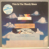 MOODY BLUES - BEST OF - 2lp set (1974/THRESHOLD REC/RFG) - Vinil/Vinyl/Rock