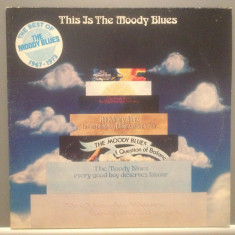 MOODY BLUES - BEST OF - 2lp set (1974/THRESHOLD REC/RFG) - Vinil/Vinyl/Rock - Muzica Rock universal records