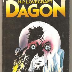 H.P.Lovecraft-DAGON - Carte Horror