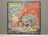 THE ANIMALS - ARK (1983 /A & M REC /USA) - disc Vinil/Vinyl/ Rock/Impecabil