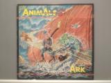 THE ANIMALS - ARK (1983 /A & M REC /USA) - disc Vinil/Vinyl/ Rock/Impecabil