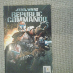 Manual - STAR WARS - Republic Commando - PC ( GameLand ) Electronic Arts