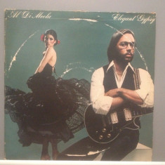 AL DI MEOLA - ELEGANT GYPSY (1977/ CBS REC /HOLLAND) - Vinil/Vinyl/JAZZ ROCK - Muzica Jazz Columbia