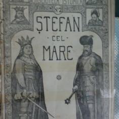 Stefan cel Mare an 1925/461pag- I.Ursu - Carte Istorie